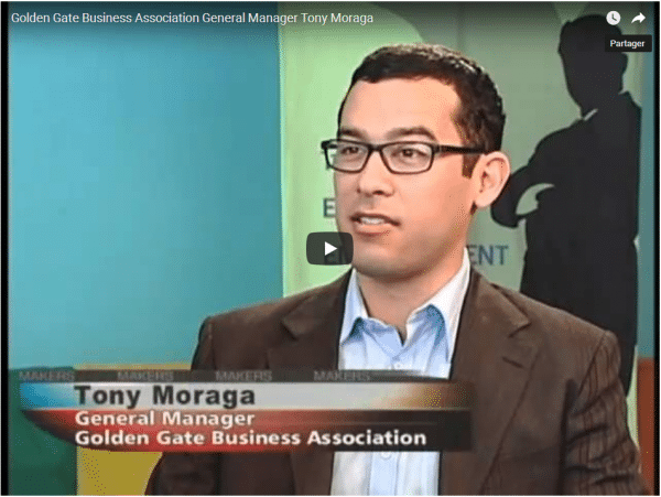 Comcast NewsMakers – interview with former General Manager Tony Moraga 2011