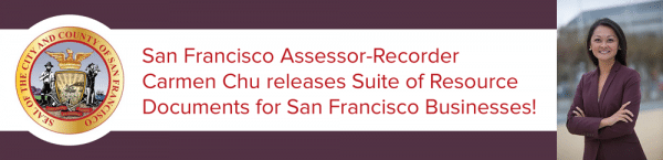 Resource Documents for San Francisco Businesses