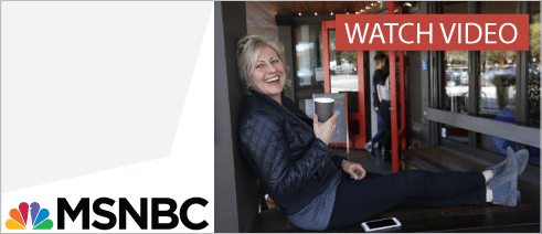 MSNBC's Your Business interviews Helen Russell
