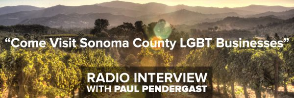 KRCB-FM Radio 91 Interview with Paul Pendergast