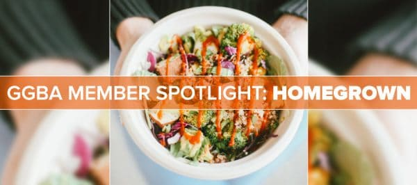 GGBA Member Spotlight: Homegrown Sustainable Sandwiches – Epicenter of the 'Sandwich Environmentalism Movement'