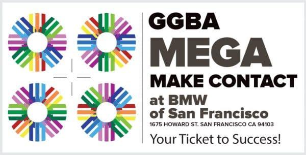 MEGA Make Contact at BMW of San Francisco