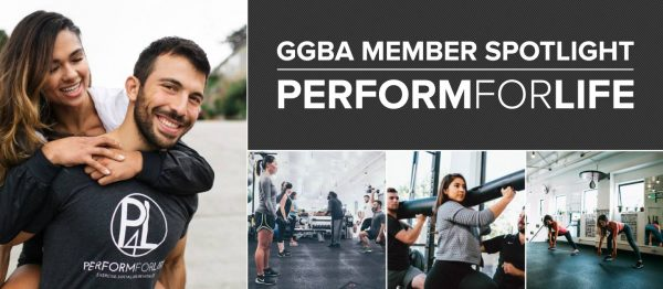 GGBA MEMBER SPOTLIGHT: Perform For Life