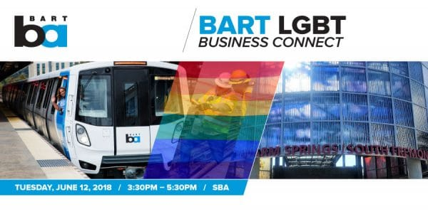 BART LGBT Business Connect