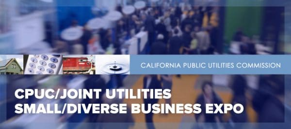 CPUC/Joint Utilities San Ramon Small/Diverse Business Expo