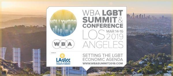 2019 WBA LGBT Economic Summit & Conference – Los Angeles