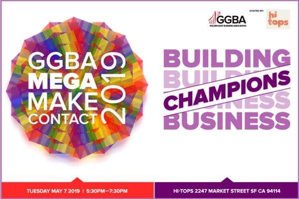 GGBA MEGA Make Contact – Building Business Champions!