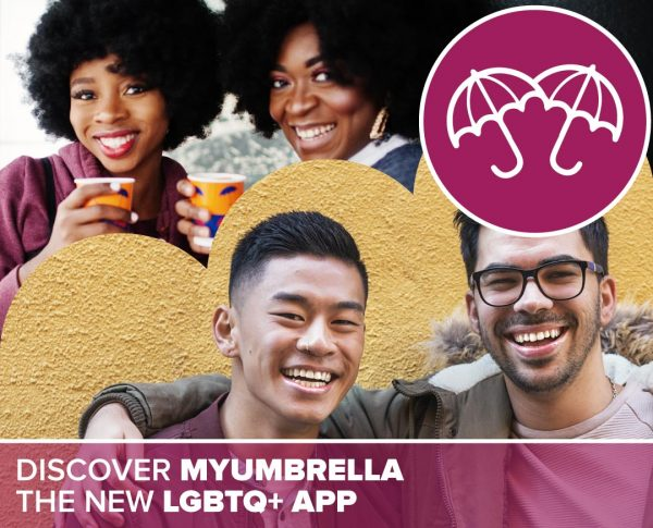 MyUmbrella – Create your business profile on the new social networking app for the LGBTQ+ community