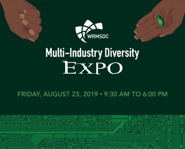 WRMSDC Multi-Industry Diversity EXPO
