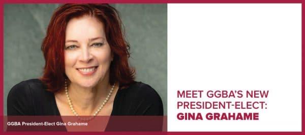 Meet GGBA's New President-Elect: Gina Grahame