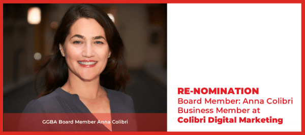 Anna Colibri Re-Election Candidacy