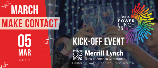 Power Lunch Kick off Event and March Make Contact