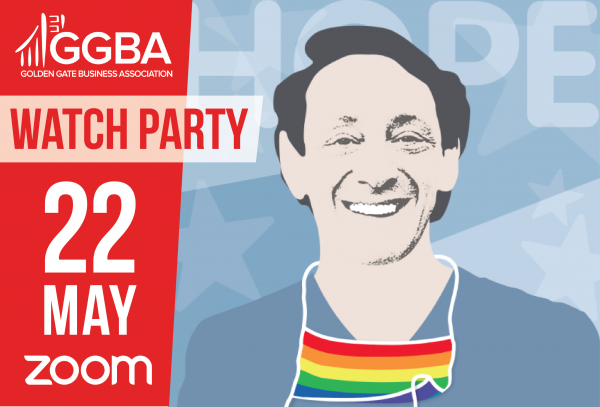 GGBA Watch Party Celebrating Harvey Milk's 90th Birthday