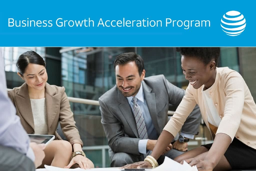 Business Growth Acceleration Program (Apply by Oct 30)