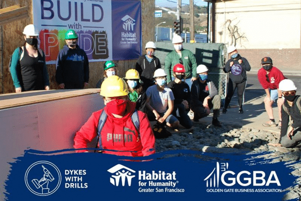 #BuildwithPride in Daly City!