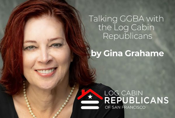 Talking GGBA with the Log Cabin Republicans