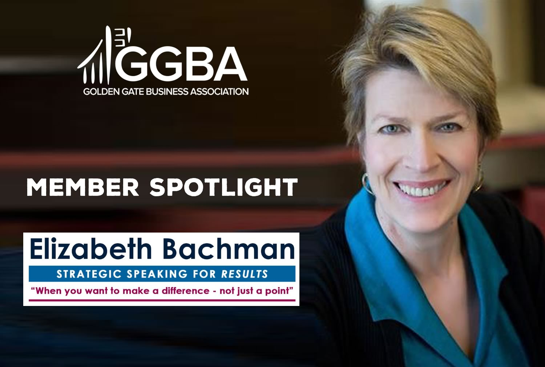 Member Spotlight: Elizabeth Bachman