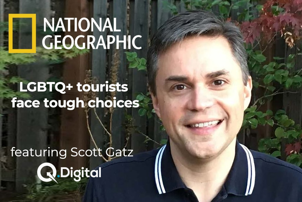 Member Scot Gatz featured in National Geographic