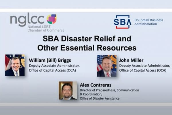 Webinar Replay: Economic Relief Resources for LGBT-Owned Businesses During COVID-19