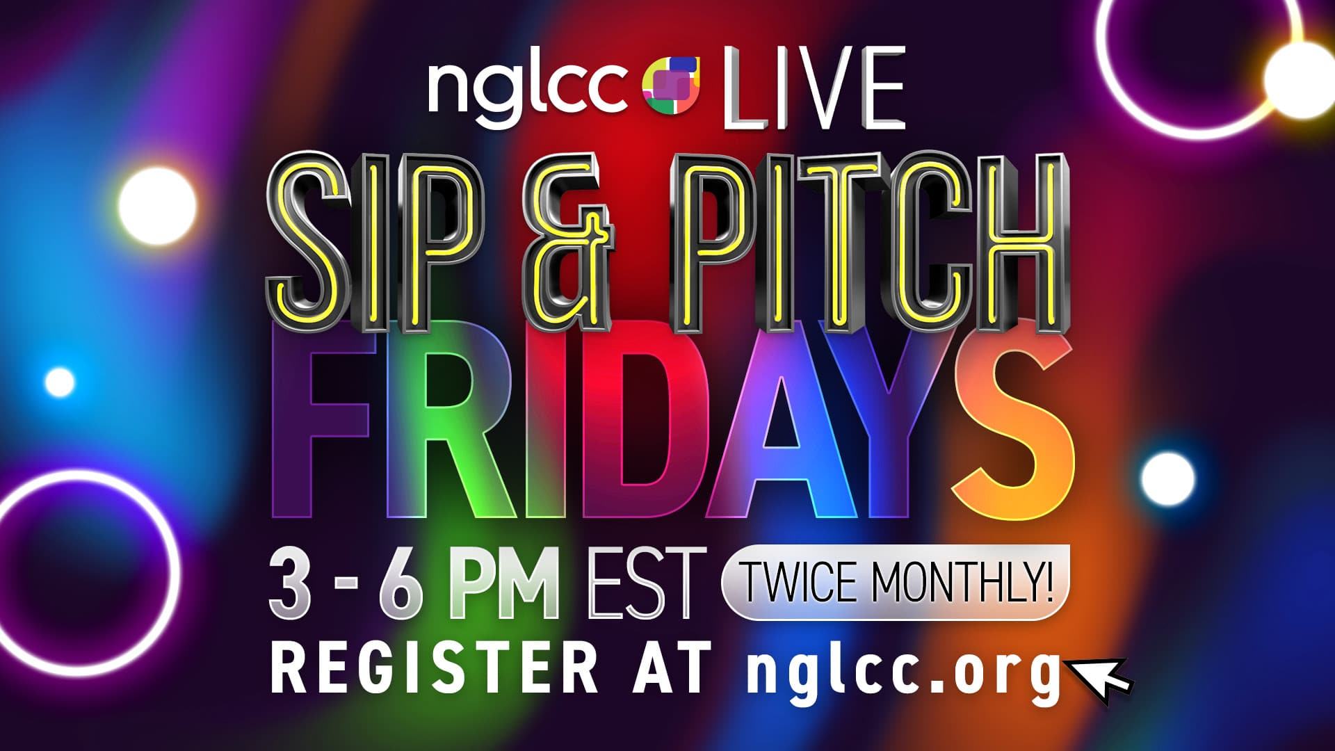 NGLCC presents: 'So You Think You Can Pitch?'