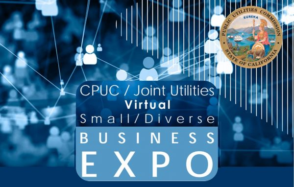 CPUC/ Joint Utilities Virtual Small/ Diverse Business Expo