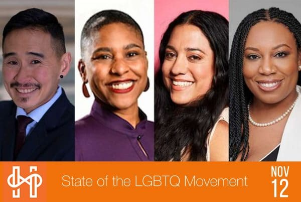 State of the LGBTQ Movement: Virtual Event Hosted by Horizons Foundation.