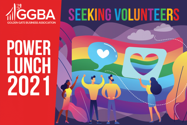 Seeking Volunteers for Power Lunch 2021