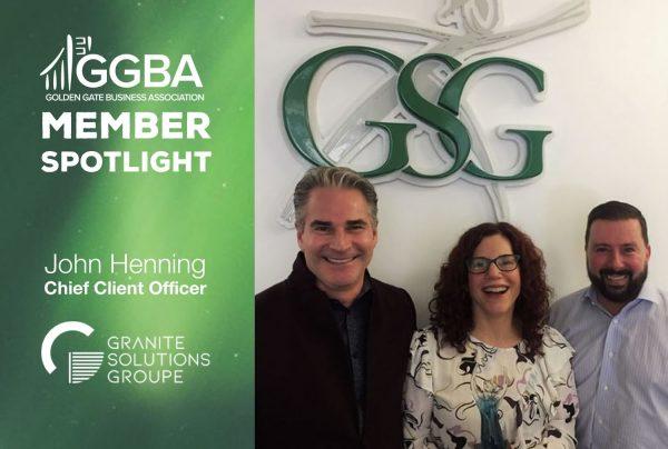 Member Spotlight: Granite Solutions Groupe
