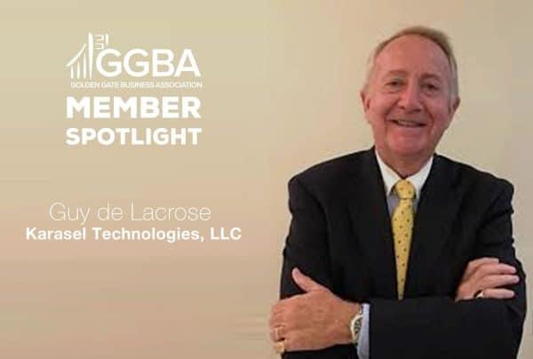 Read more about the article LGBT Business Leader Spotlight: Guy de Lacrose
