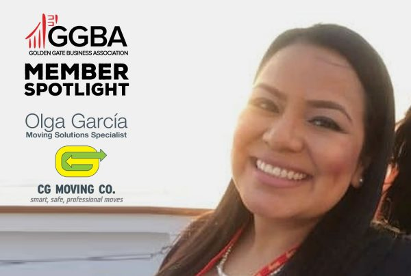 Why Join the GGBA? by Olga García