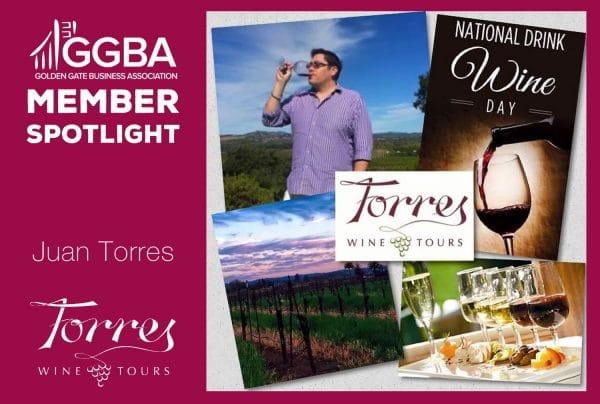 Member Spotlight: Torres Wine Tours