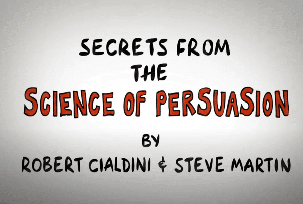 Sales Tips: Science Of Persuasion