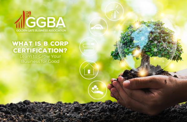 Webinar about B Corp Certification