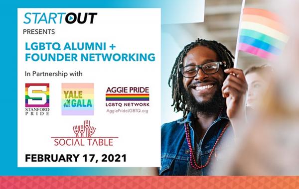 StartOut Presents LGBTQ Alumni + Founder Networking