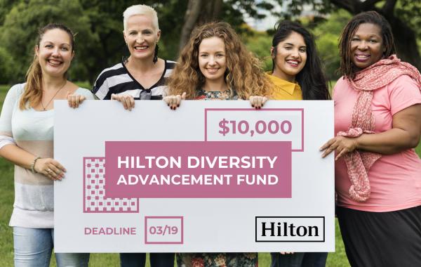 Hilton Diversity Advancement Fund 2021