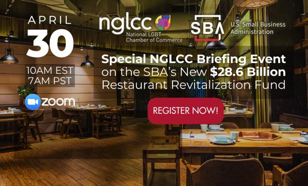 U.S. Small Business Administration's New $28.6 Billion Restaurant Revitalization Fund