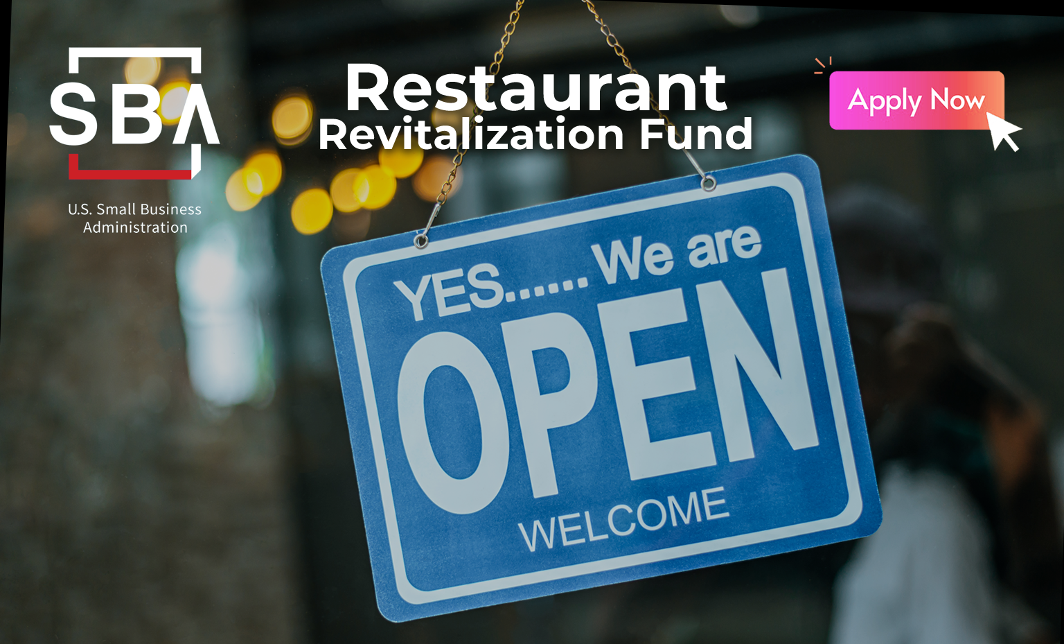 SBA: Restaurant Revitalization Fund