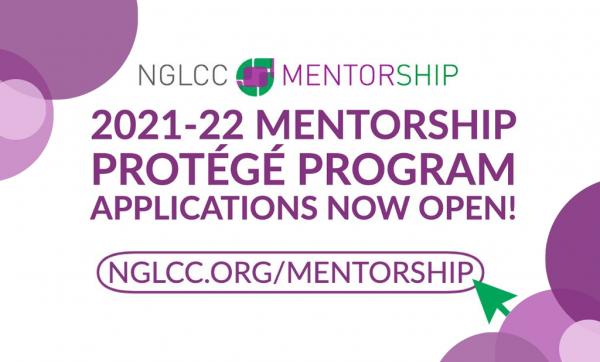 Read more about the article NGLCC Mentorship Protégé Program Applications